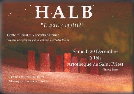 Halb - affiche du 20-12-2014