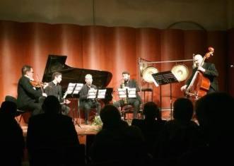 Le concert en quintette